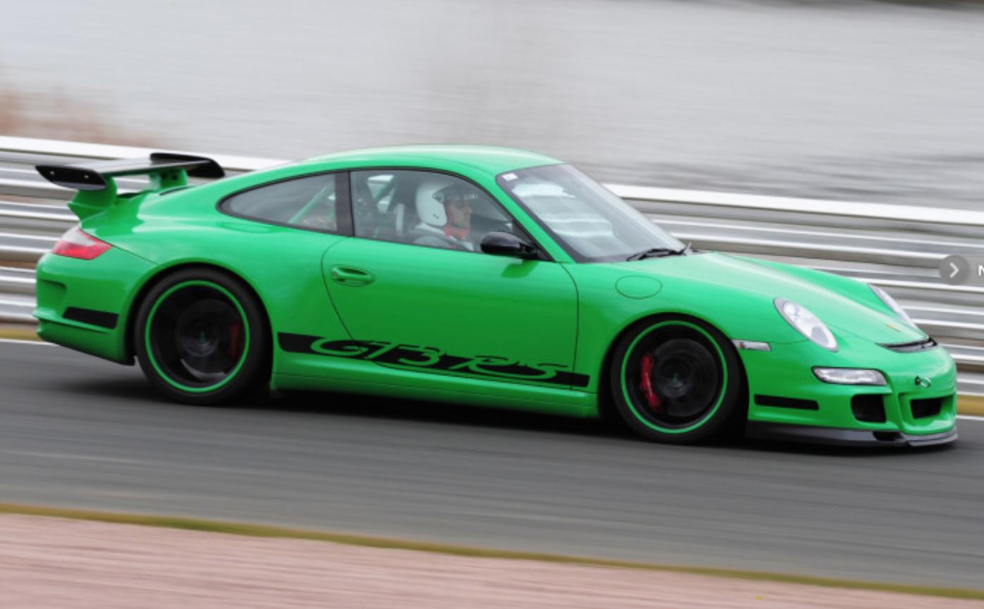 Porsche 911 S Hire Cardiff