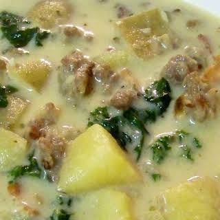 Better Than Olive Garden's Zuppa Toscana.