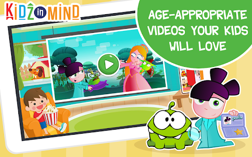 KidzInMind Kids Apps and Video- screenshot thumbnail