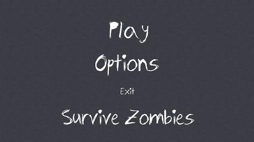 Survive Zombies