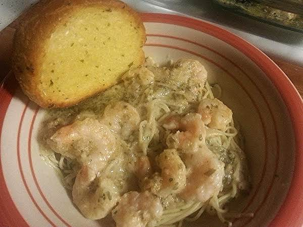 Sherry's Awesomely Quick Baked Shrimp Scampi Recipe