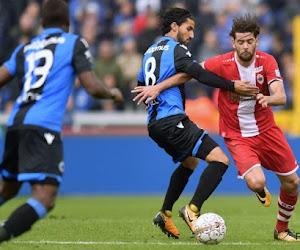 """Moeten AA Gent en Club Brugge hun hoop opbergen? """"Voor mijn carrière zou het goed zijn om langer bij Antwerp te blijven"""""""