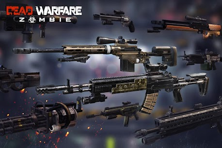 DEAD WARFARE: Zombie Shooting Mod 2.17.20 Apk [Unlimited Ammo/Health] 1