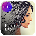 Photo Lab PRO Picture Editor: effects, blur & art icon