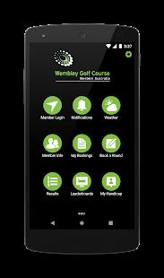 Wembley Golf Course WA - náhled
