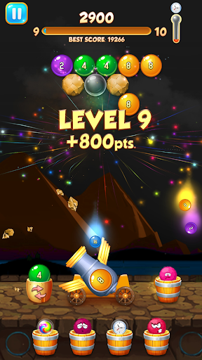 Happy Bubble For Tik Tok: Bubble Shooter Merge android2mod screenshots 6