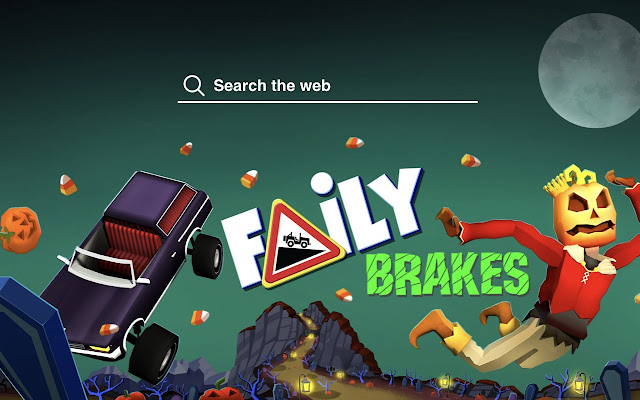 Faily Brakes HD Wallpapers New Tab Theme