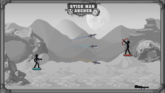 Mr. Archer : King Stickman 1