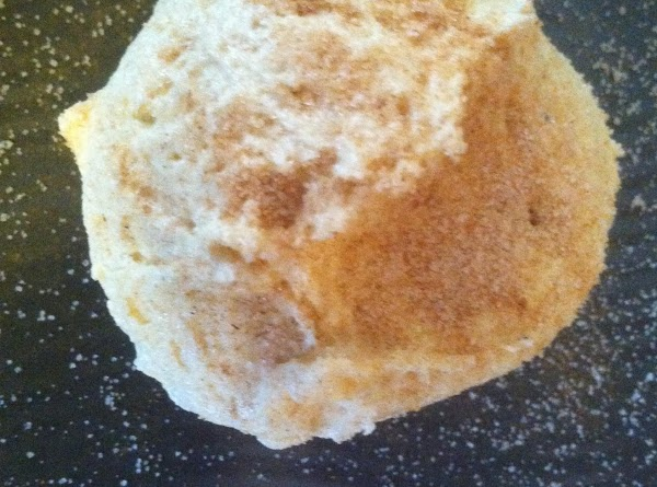 Use small/medium sized ice cream scoop to scoop dough onto cookie sheets about 3...