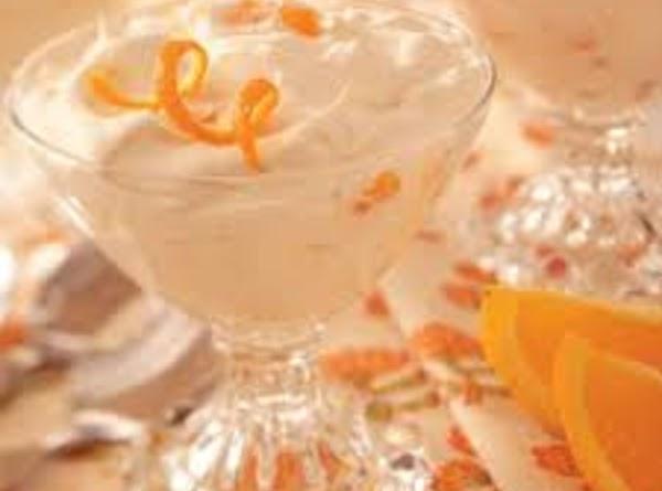 Orange Whip Recipe