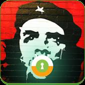 Che Guevara Wall & Lock