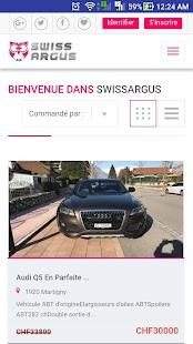 Swiss Argus - náhled