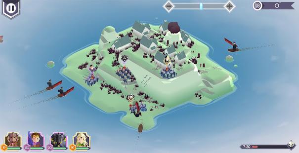 Lords Hooray: Island Rush for PC-Windows 7,8,10 and Mac apk screenshot 5