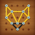 Line Puzzle Games: Drag and Connect icon