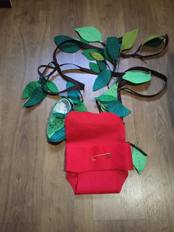 8-sorbos-de-inspiracion-Mowgli Disfraz casero-mowgli-disfraz-niño-disfraz-libro-de-la-selva-taparrabos