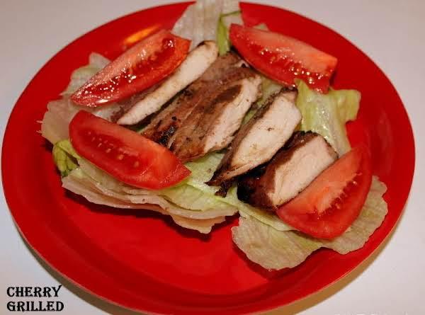Cherry Grilled Chicken Recipe