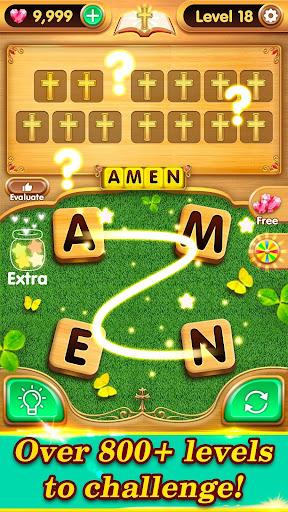 Bible Verse Collect - Free Bible Word Games 2.6.1 screenshots 2
