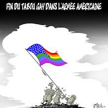 Photo: 2010_Fin du tabou gay dans l'armée américaine