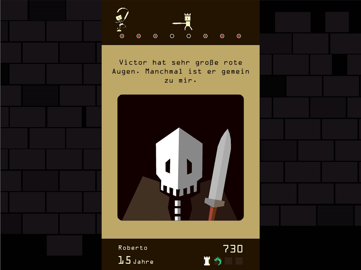 Reigns – Screenshot