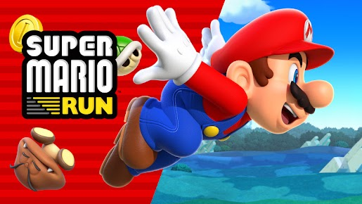 Run With Mario Now