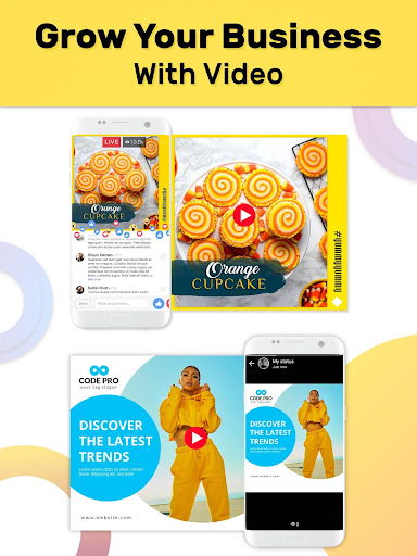Video Story Maker, Post Maker, Social Video Maker 27.0 Apk for Android 11