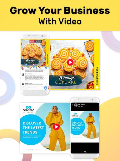 Video Story Maker, Post Maker, Social Video Maker 28.0 screenshots 11