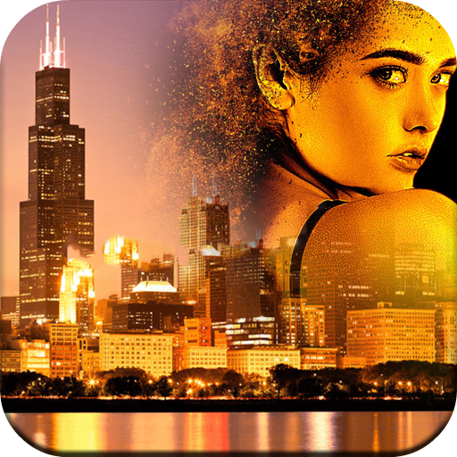 City Frames for Pictures Icon