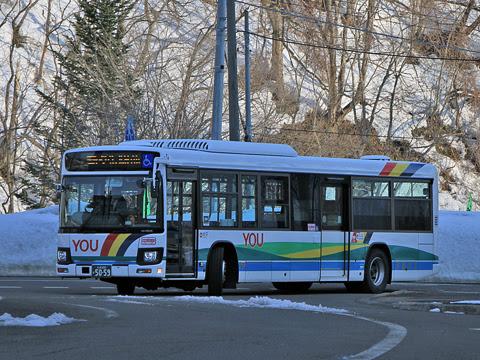 夕張鉄道 夕張支線代替バス 5059_01