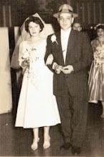Photo: Mildred Tulman Lesnitzer and Leonard Lesnitzer