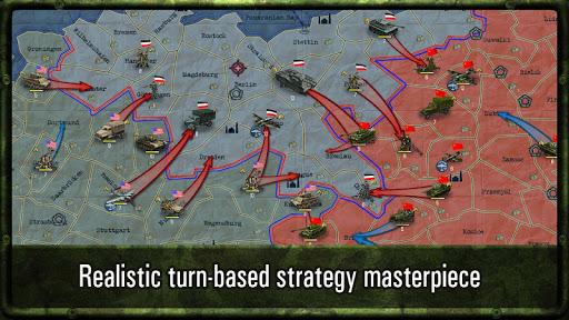 Strategy & Tactics: WW II 1.2.20 screenshots 6