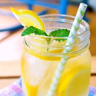 Easiest Lemon Shake Up - Bring The Fair Home!