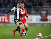 Maxime Lestienne déçu après la défaite à Charleroi