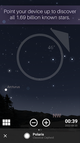 Download APK: Stellarium Mobile Plus – Star Map v1.3.0 [Patched]