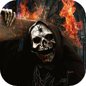 download Death live wallpaper apk