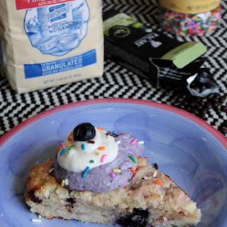 BERRY CACAO NIB SCONE CAKES
