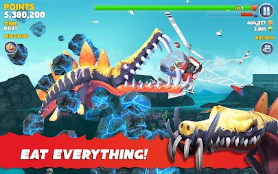 Hungry Shark Evolution APK screenshot thumbnail 22