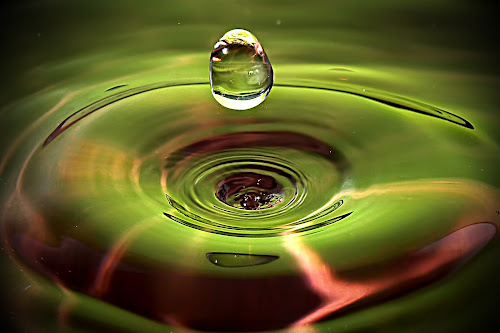 by WanUkay Perdana - Nature Up Close Water