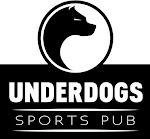 Logo for Underdogs Sports Pub