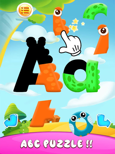ABC Kids Games for Toddlers - alphabet & phonics apkpoly screenshots 12