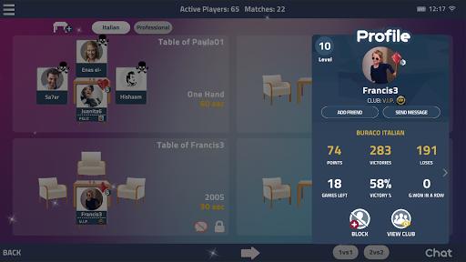 Buraco Plus 8.3 screenshots 6