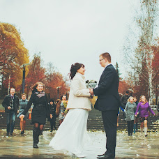 Wedding photographer Aleksey Latkin (fotolatkin). Photo of 15.12.2013