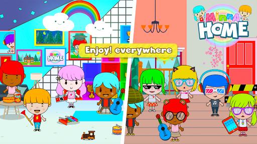 Minna Home Sweet Pretend Playground 1.1.1 screenshots 3