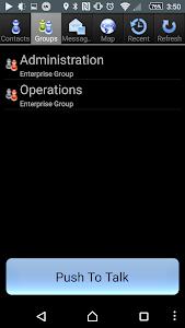 UnifyVoice PTT screenshot 0