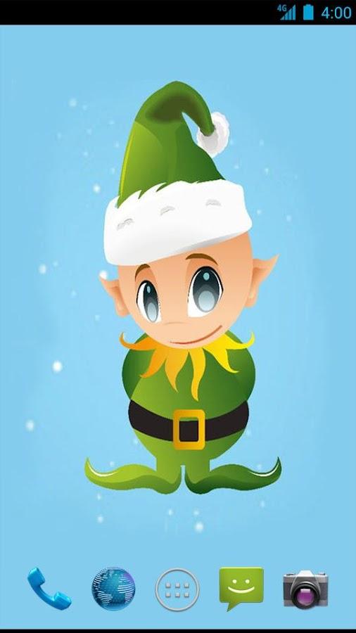Christmas Elf Wallpapers