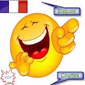 Blagues Courtes et Amusantes icon