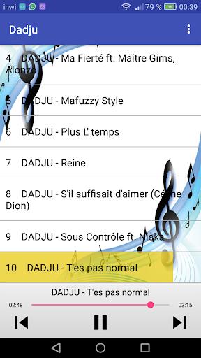 FIERTE DADJU TÉLÉCHARGER MUSIC MA
