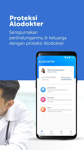 Alodokter - Chat Bersama Dokter 2.5.2 Screenshots 5