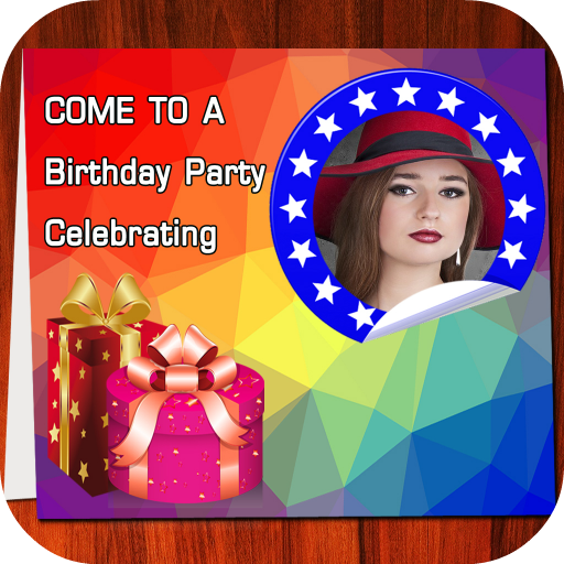 Undangan Pesta Ulang Tahun Aplikasi Di Google Play