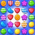 New Sweet Candy Pop: Puzzle World icon