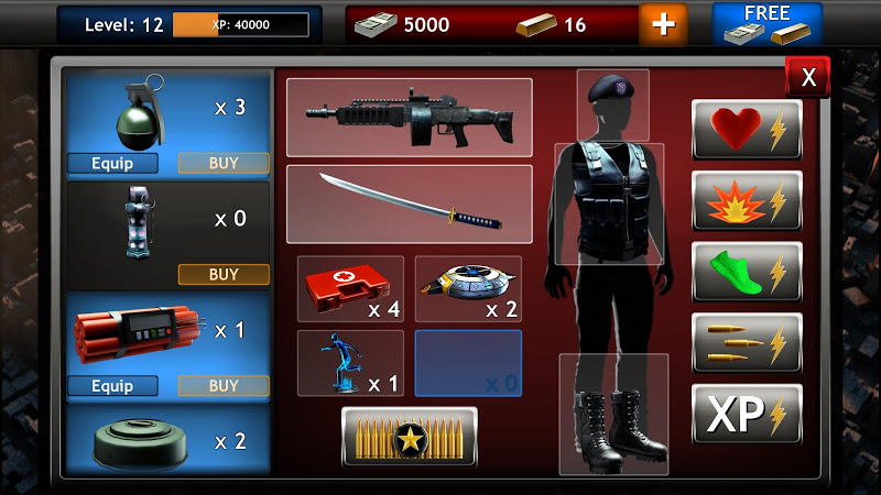 Zombie Objective Screenshot 17